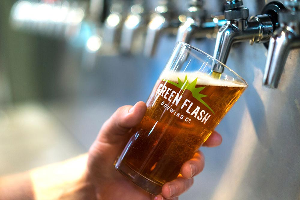 Green Flash Brewery Case Study